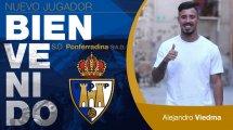 El Cádiz traspasa a Alejandro Viedma