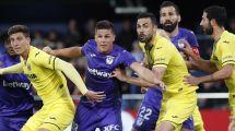 Liga   El Leganés toma aire a costa del Villarreal