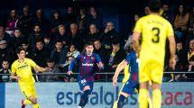 Liga | El Villarreal se impone al Levante