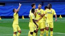 ¡Onces confirmados del Villarreal-Sivasspor!