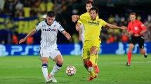 Liga de Campeones   Villarreal y Atalanta se reparten los puntos
