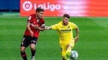 Liga   El Villarreal supera por la mínima al Real Mallorca