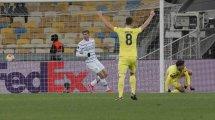 ¡Ya conocemos los onces del Villarreal-Dinamo Kiev!