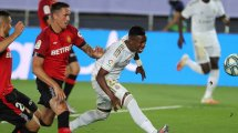 Liga   El Real Madrid doblega al Real Mallorca al ritmo de Vinícius