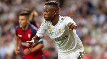 La firme postura del Real Madrid con Vinicius Junior