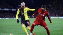 Premier | El Watford pone fin a la imbatibilidad del Liverpool