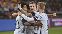 Serge Gnabry destapa el tarro de las esencias con Alemania