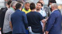 ¡Se suspende el Brasil – Argentina!