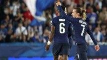 Antoine Griezmann vuelve a sonreír con Francia
