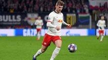 RB Leipzig   El incierto futuro del cotizado Timo Werner