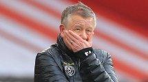 El Sheffield United prescinde de su míster