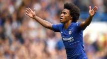 El Tottenham anhela el fichaje de Willian a coste cero