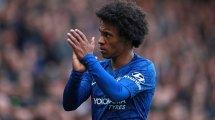 La lealtad de Willian con el Chelsea