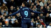 Los posibles sustitutos de Willian José en la Real Sociedad