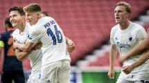 Europa League | El Copenhague y el Shakhtar Donetsk pasan a cuartos