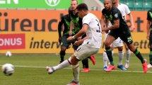 Bundesliga | El Eintracht de Frankfurt noquea al Wolfsburgo