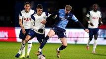 FA Cup   El Tottenham Hotspur tumba al Wycombe Wanderers