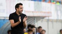 El FC Barcelona contacta con Xavi Hernández