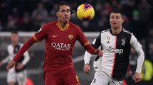 Falta de acuerdo entre MU y AS Roma por Chris Smalling