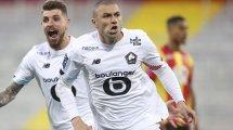 Burak Yilmaz, el veterano goleador que hace soñar al Lille