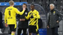 BVB   Youssoufa Moukoko hace historia en la Champions