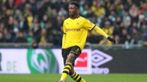 Dan-Axel Zagadou dice adiós a la temporada en el Borussia Dortmund