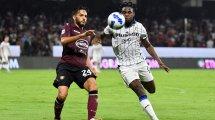 Atalanta   Gasperini alude al interés del Inter por Duván Zapata