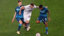 Liga de Campeones   El Brujas doblega al Zenit sobre la bocina