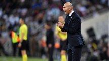 Real Madrid | Las tareas pendientes de Zinedine Zidane