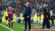 Real Madrid | Desvelan los planes de Zidane para reforzar el ataque