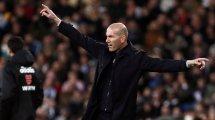 Los intocables de Zidane