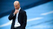 Real Madrid | Zinedine Zidane, de nuevo en el centro de la diana