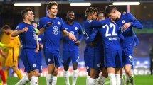 El sorprendente objetivo del Chelsea