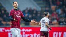 El plan a seguir del AC Milan con Zlatan Ibrahimovic