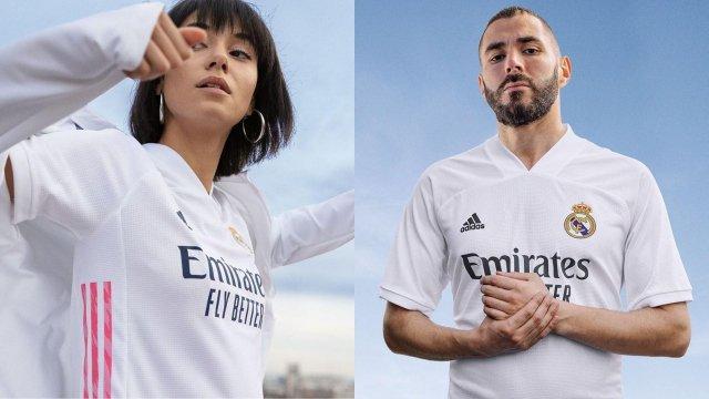 La nueva camiseta del Real Madrid 2020-2021, al descubierto
