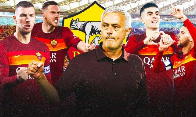 ¿A qué debe aspirar la AS Roma de José Mourinho?