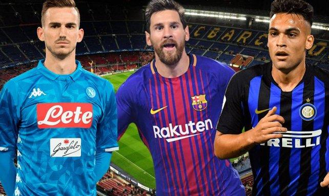 Las grandes prioridades del FC Barcelona 2020-2021