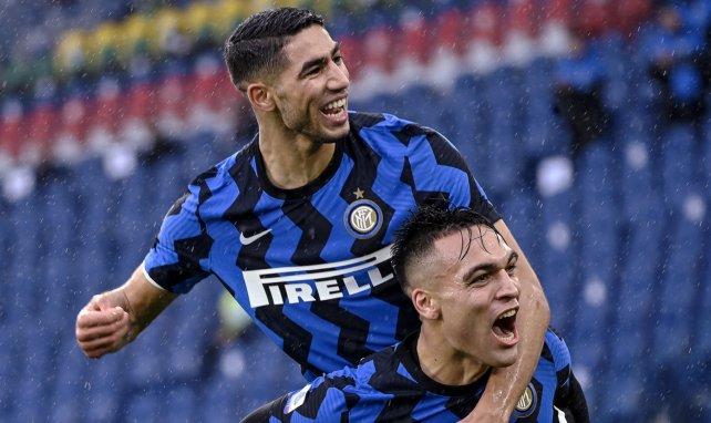 Inter de Milán | El Chelsea incluye 4 jugadores en su oferta por Achraf Hakimi