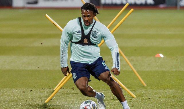 El Wolverhampton ultima la renovación de Adama Traoré