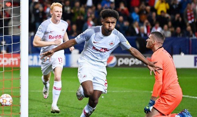 El RB Salzburgo aclara el futuro del cotizado Karim Adeyemi