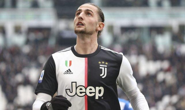 Rabiot llegaba en verano a la Juventus