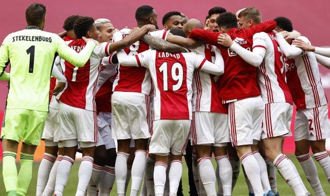 Christian Rasmussen renueva con el Ajax