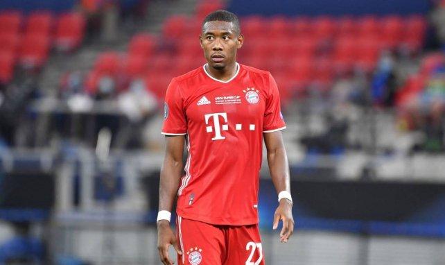 Argumentan la razón del adiós de David Alaba al Bayern Múnich