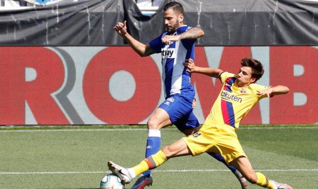 El FC Barcelona insiste en buscar una salida para Riqui Puig