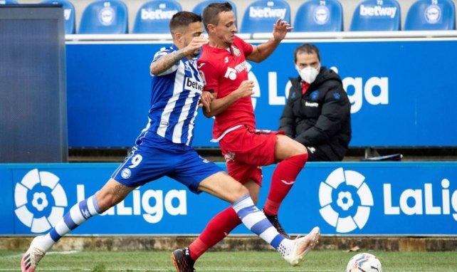 Liga | Alavés y Getafe empatan en un duelo áspero