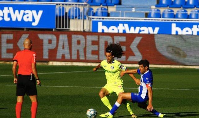 Liga | Combate nulo entre Deportivo Alavés y Getafe