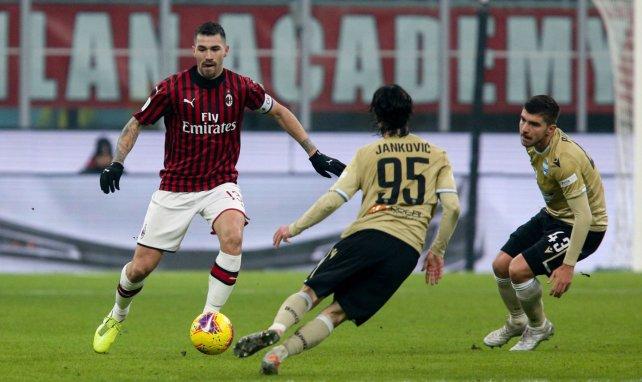 El AC Milan quiere evitar una fuga