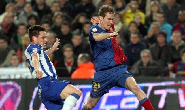 Aleksandr Hleb lamenta su paso por el FC Barcelona