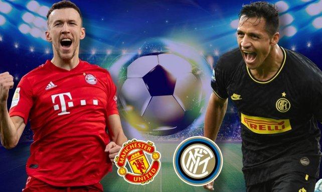 Inter de Milán y United pueden cambiar sus piezas