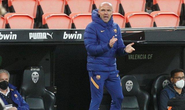 FC Barcelona | Alfred Schreuder analiza la victoria contra el Levante